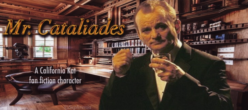 Mr. Cataliades
